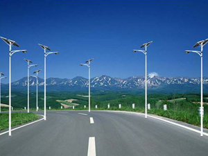 Smart road light solution